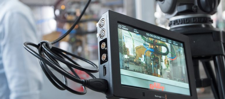 Corporate video per Saet Emmedi