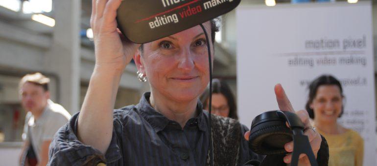 torino@tresessanta: video 360 al Salone del Libro 2016